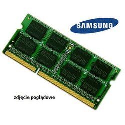 Pamięci RAM do laptopów  SAMSUNG-ODP ESUS IT