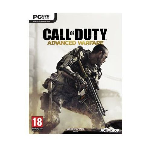 Call of duty advanced warfare gra pc cenega marki Activision
