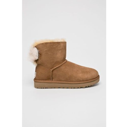 - śniegowce fluff bow mini marki Ugg
