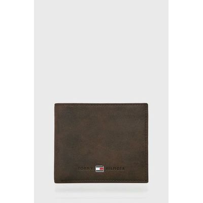 10fbdac5ef98e Tommy Hilfiger - Portfel skórzany Johnson Mini ANSWEAR.com