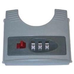 Okbaby Pokrywa przednia zapięcia blocco safe z szyfratorem