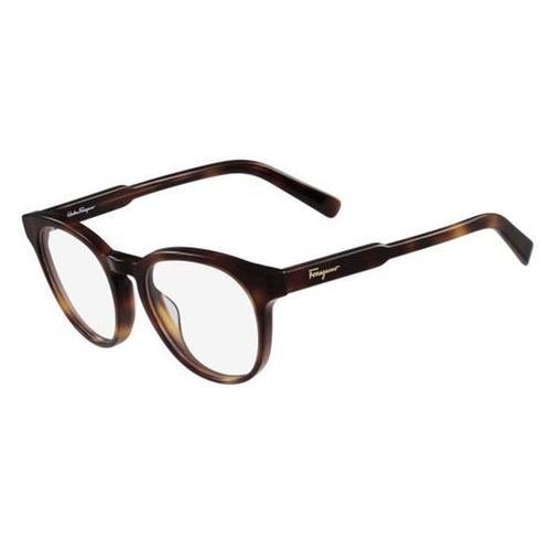 Salvatore ferragamo Okulary korekcyjne sf 2762 214