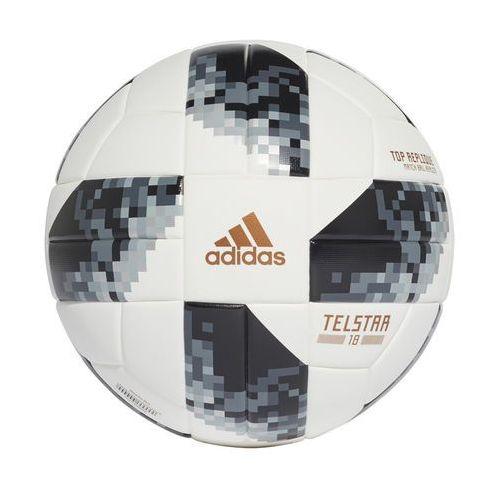 Adidas Piłka nożna russia 2018 telstar top replique 5 cd8506 xmas version