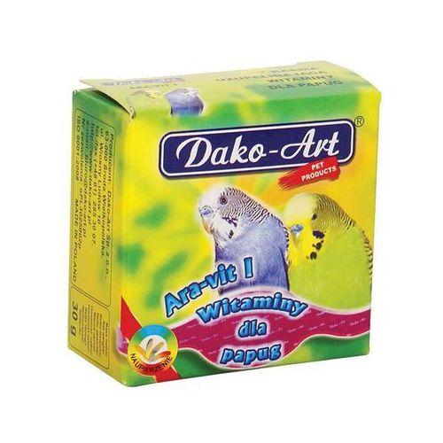 Dako-art ara-vit i - witaminy dla papug 30g