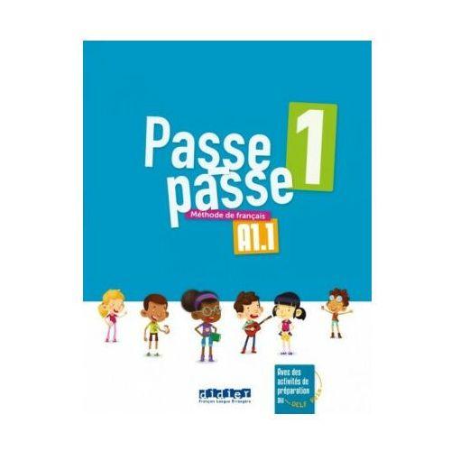 Passe-Passe 1 Methode de francais A1.1 - Adam Catherine, Berger Christelle (2018)