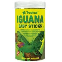 Tropical iguana baby sticks 250ml/53g (5900469115541)
