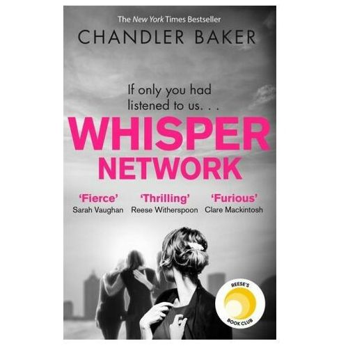 Whisper Network - Baker Chandler - książka (432 str.)