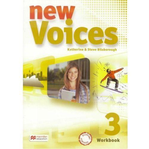 New Vioces 3 Zeszyt ćwiczeń (wersja podstawowa) - Praca zbiorowa, Macmillan