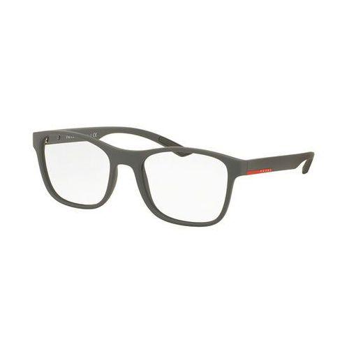 Prada linea rossa Okulary korekcyjne ps08gv ufk1o1