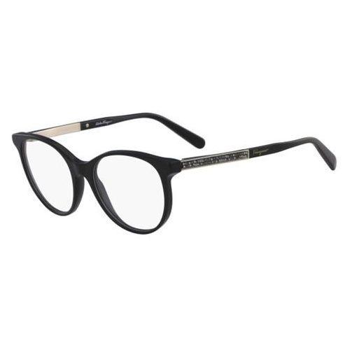 Okulary Korekcyjne Salvatore Ferragamo SF 2805R 001