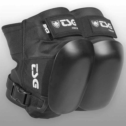 Tsg Ochraniacze na kolana - kneepad force iii black (102) rozmiar: xl