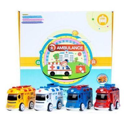 Ambulanse Mega Creative InBook.pl