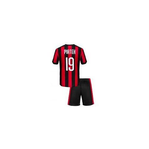2bb5bd380f16d2 Zobacz w sklepie PIĄTEK MILAN - strój sportowy, komplet piłkarski BS Sport