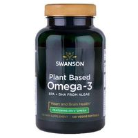 Roślinna Omega-3 120 kaps.