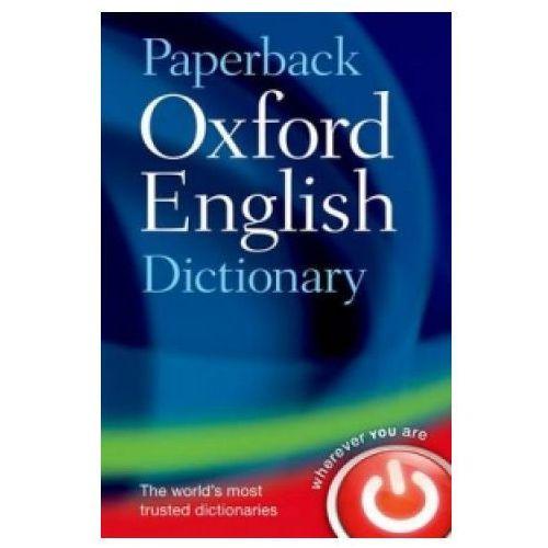 Oxford English Dictionary. 120 000 słów, fraz i definicji, Oxford University Press