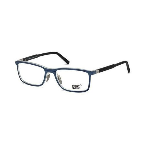 Okulary Korekcyjne Mont Blanc MB0616 091