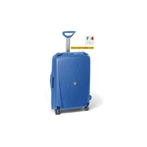 ad9ffe206b906 Zobacz ofertę Roncato walizka średnia z kolekcji roncato light 4 koła  materiał polipropylen zamek szyfrowy tsa