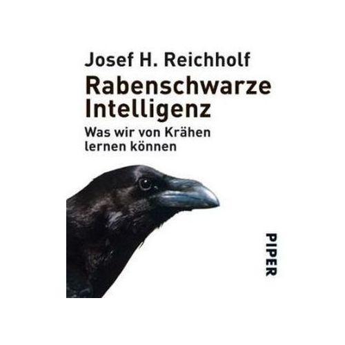Rabenschwarze Intelligenz Reichholf, Josef H. (9783492259156)