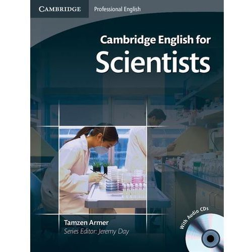 Cambridge English for Science Student's Book (podręcznik) with Audio CDs (2) (9780521154093)
