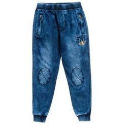Happy house Spodnie sportowe chłopięce granatowe denley hb1910