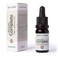 Medihemp Complete 2,5 naturalny olejek CBD/CBDa z ekstrakcji CO2 10ml