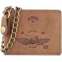 Klondike 1896 Harry Bike Portfel skórzany12,5 cm mittelbraun ZAPISZ SIĘ DO NASZEGO NEWSLETTERA, A OTRZYMASZ VOUCHER Z 15% ZNIŻKĄ