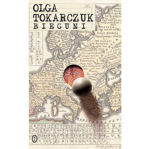 Bieguni, Olga Tokarczuk