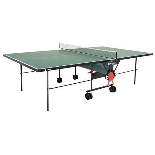Stół do tenisa stołowego Sponeta S1-12e wodoodporny - zielony