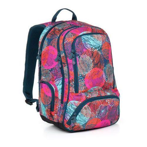 1f99270345bfa Topgal Plecak młodzieżowy hit 859 h - pink Topgal