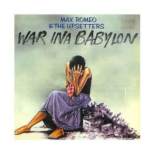 War Ina Babylon (CD) - Max Romeo, The Upsetters. DARMOWA DOSTAWA DO KIOSKU RUCHU OD 24,99ZŁ