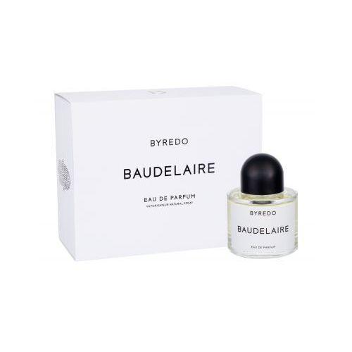 Byredo baudelaire man edp spray 50ml (7340032806069)