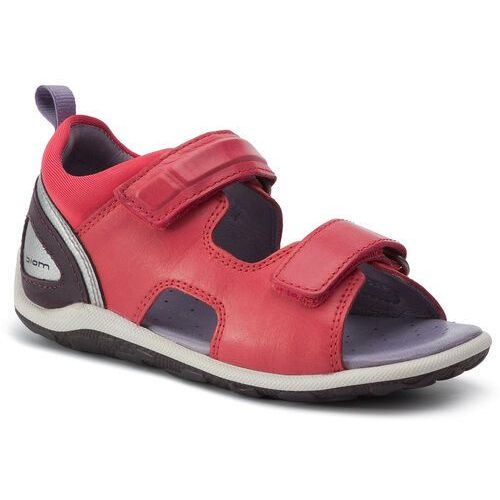 Sandały ECCO - Biom Mini Sandal 75480101206 Teaberry, kolor różowy