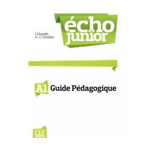 Echo Junior A1 Przewodnik Metodyczny, oprawa miękka