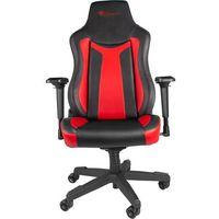 Fotel GENESIS Nitro 790 Czarno-czerwony