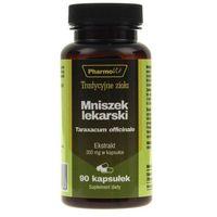 Mniszek lekarski Taraxacum officinale 90kp Pharmovit (5902811231886)