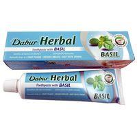 herbal toothpaste imperial basil-ziołowa pasta do zębów z bazylią bez fluoru , 100ml marki Dabur