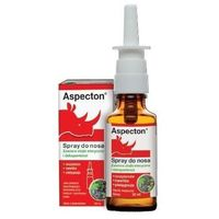 Spray ASPECTON Spray do nosa 30ml