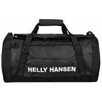 Helly Hansen Duffle Bag 2 Torba podróżna 30L 50 cm black ZAPISZ SIĘ DO NASZEGO NEWSLETTERA, A OTRZYMASZ VOUCHER Z 15% ZNIŻKĄ