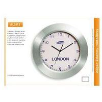 Zegar reklamowy aluminiowy wide /300mm marki Atrix