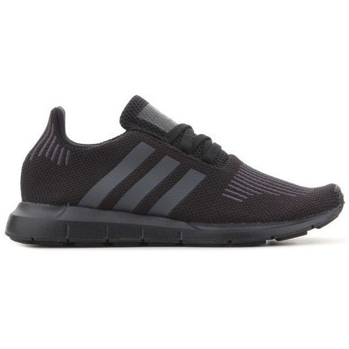 adidas Originals SWIFT RUN Tenisówki i Trampki black, kolor czarny