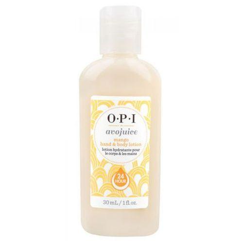 Opi avojuice mango hand & body lotion balsam do dłoni i ciała - mango (28 ml) - Promocyjna cena