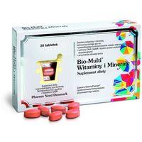 Tabletki Bio-Multi Witaminy i Minerały x 30 tabletek