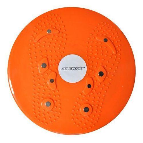 Twister magnetyczny axer fit a1185 pomarańczowy Axer sport