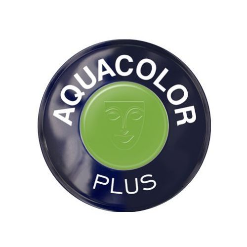 Kryolan aquacolor plus (light green) farba do makijażu ciała - light green (1102)