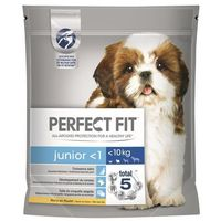 PERFECT FIT dog JUNIOR XS/S kurczak - 825g