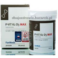 F- VIT K2 D3 MAX FORMEDS, WITAMINA K2+D3 W PROSZKU