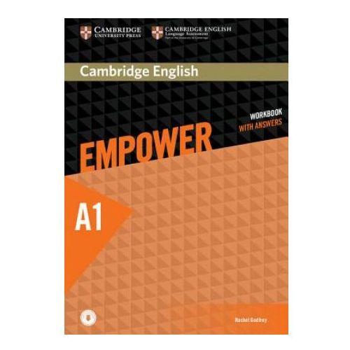 Cambridge English Empower Starter Workbook with Answers - mamy na stanie, wyślemy natychmiast (96 str.)