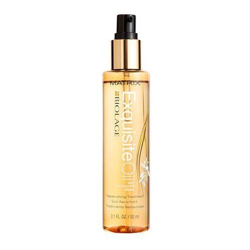Olejek odbudowujący do włosów biolage exquisite oil, replenishing treatment 92.00 ml Matrix