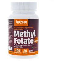 Kapsułki Jarrow Formulas Methyl Folate (Folian) 400 mcg - 60 kapsułek
