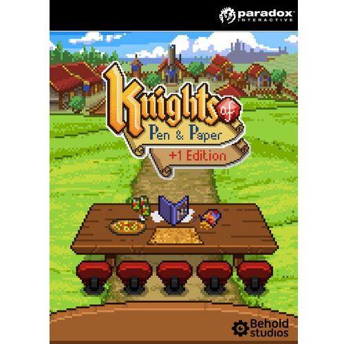Knights of Pen & Paper +1 Edition - wersja cyfrowa
